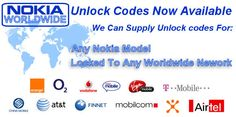 Free Unlock Nokia / Free Nokia Unlock Codes  http://unlocknokia.net/