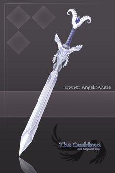 Virgo Aries Sword Stage 1 by Dx33x.deviantart.com on @DeviantArt