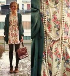 looks like the outfit molly ringwald wore in pretty in pink.I WANT TO FIND THIS LOOK!