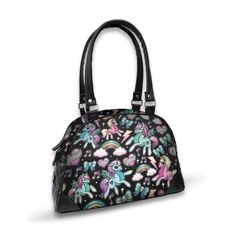 Unicorns Handbag Purse Style Bag