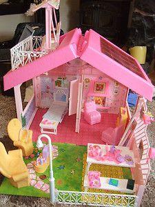 Barbie House :)