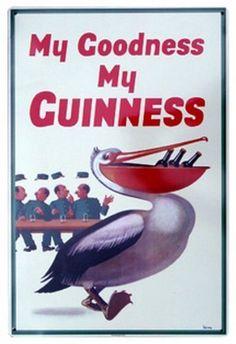 GUINNESS TIN SIGN AIM FOR A DART DUBLIN IRELAND IRISH STOUT BOARD PUB BAR CAVE