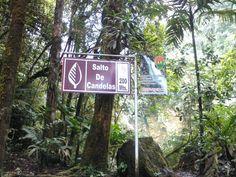 Wikiloc - ruta Cascada salto de candelas - Candelas, Boyacá ... Foto Pose, Trekking, Waterfalls, Paths, Beach