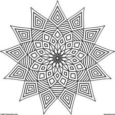 Geometric Coloring Pages Pdf Free Online Printable Sheets For Kids Get The Latest Images