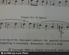 I love that note   -said every guy ever