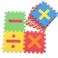 Aliexpress.com: Compre Número símbolos aritméticos Puzzle de ...