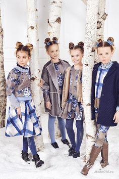 Детская мода: Jakioo, зима 2017