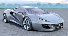 Designer Envisions a Ferrari 458 Italia Replacement with New FT12 Concept - Carscoops
