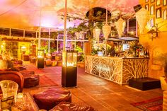 Definitely a must!! Finca Besaya Marbella – Restaurant – Disco – Bar