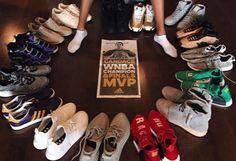 adidas,Yeezy Boost adidas 为 FMVP 得主 Candace Parker 送去超级大礼包