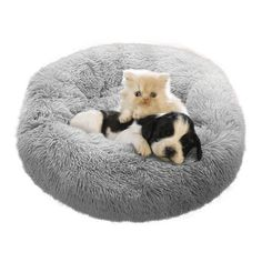 Cat and Dog Calm Bed Brown Cat, Red Cat, Pink Cat, Calming Cat, Anxiety Cat, Green Bedding, Pet Odors, Cat Colors, Pet Safe