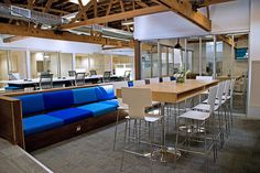 One of LA's pioneering co-working spaces - BLANKSPACES