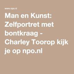 Man en Kunst: Zelfportret met bontkraag - Charley Toorop kijk je op npo.nl