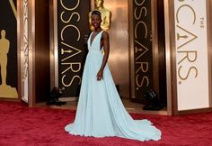 And the Oscar goes to... The amazing Lupita