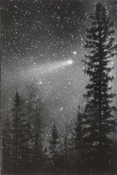 Revisit Halley's Comet - Stay Up Late for This Week's Eta Aquarid Meteor Shower - Universe Today Nocturne, Night Sky Tattoos, Cosmos, Halley's Comet, Universe Today, Sky Full Of Stars, Staying Up Late, Meteor Shower, Our Solar System