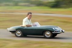 Half Sized Sports Cars - Jag, in this case