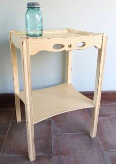 Detroit: Vintage Accent Table $68 - http://furnishlyst.com/listings/224122