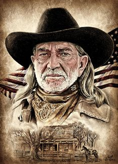 Willie Nelson Pozo Saloon American west edit by Andrew Read Poster by Andrew Read. All posters are professionally printed, packaged, and shipped within 3 - 4 business days. Country Boys, Country Music, Im Your Huckleberry, Elementary My Dear Watson, Ranger, Emotional Photography, Reading Art, Celebrity Drawings, Cowboy Art