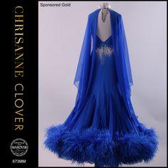BDD673MM NATALIYA OCT 2017 SHOW DRESS