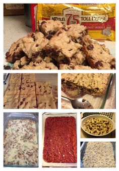 Cake Mix Lazy Cookie Cake 21 Ways