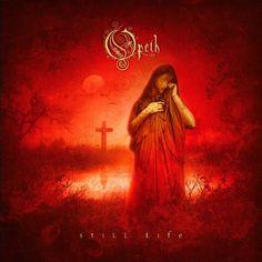 Opeth - Still Life Picture Disc Vinyl 2LP April 7 2017 Pre-order