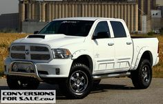 2015 RAM Regency Concept One Lifted Truck Showcase Listing