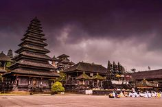 Mother temple of Bali - One of the World's most beautiful Hindu temples