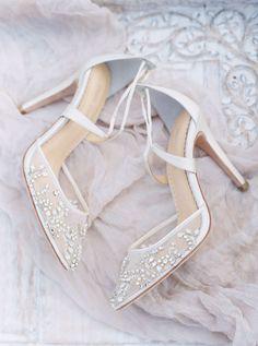 Embellished stilettos: Photography: Jenna McElroy - jennamcelroy.com   Read More on SMP: http://www.stylemepretty.com/2017/05/03/old-world-italian-romance-inspiration/