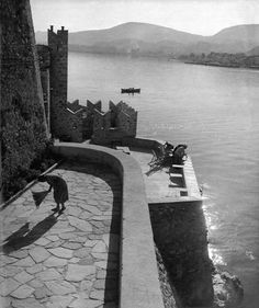 Nafplio in the 50's