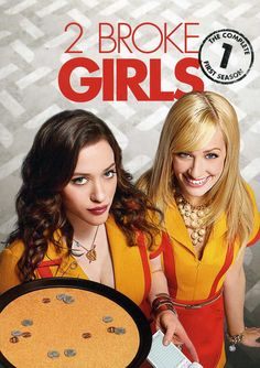 This set contains all 24 episodes from the first season of the hit CBS sitcom 2 BROKE GIRLS, starring Kat Dennings and Beth Behrs as waitresses trying to save money to start a new business.