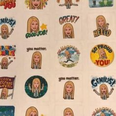With only a few minutes and some sticker labels, you can create stickers to shar… With only a few minutes and some sticker labels, you can create stickers to share with your students featuring your own Bitmoji. Bitmoji Stickers, Planner Stickers, Beginning Of School, Back To School, Minute To Win It, Middle Schoolers, Music Stuff, Special Education, Make Your Own