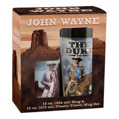John Wayne Tumbler & Mug Gift Set - Sheplers