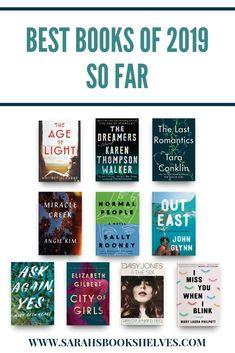 Best Books of 2019 So Far - Sarah's Book Shelves