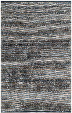 Rug - Cape Cod Area Rugs by Safavieh Coastal Area Rugs, Coastal Living Rooms, Coastal Cottage, Blue Area Rugs, Blue Rugs, Cost Of Carpet, Rugs On Carpet, Stair Carpet, Sisal Stair Runner