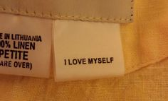 Made in Lithuania: I Love Myself