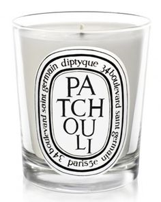 Patchouli 6.5oz Scented Candle