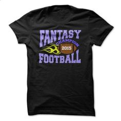 Fantasy Football Champion Great Gift For Any Fan - #hoodie jacket #grey sweatshirt. CHECK PRICE => https://www.sunfrog.com/Sports/Fantasy-Football-Champion-Great-Gift-For-Any-Fan.html?68278