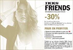 IKKS FRIENDS du 02 au 20 avril