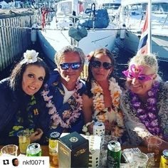 Great people give is great times. #reiseliv #reisetips #reiseblogger #reiseråd  #Repost @nkf0071 (@get_repost)  Great days with great people at beautiful Koster  #fun #friendship #boat #sun #ocean #bluesky #party #hawaii #theme #travel #sweden #syd #koster #island #ekenäs #hotel #chill #goodvibes #happylife