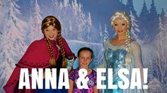 DISNEY CRUISE DAY 3: MEETING ANNA & ELSA PLUS MICKEY SLIDE!