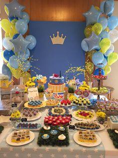 Little Prince. 1rst Year B-day Party - Festa Pequeno Principe. Images Yuki Noda
