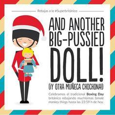 Y otra muñeca chochona