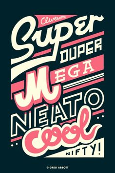 Super Duper by Greg Abbott