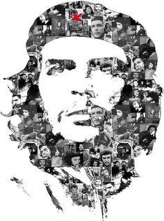 Ernesto Che Guevara - 1967 d. Che Quotes, Che Guevara Photos, Che Quevara, Ernesto Che Guevara, Fidel Castro, Image Fun, Illustrations, Screen Printing, Graphic Art