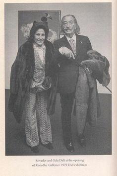 El amor mágico de Gala y Dalí