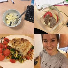 A great first day to #thekaylamovement  so glad to be a part of it and discover so many inspiring people . Here's a few meals/snacks and a #sweatyselfie ! #bbg #kaylaitsines #bbgweek7 #bbgsisters #bbgcommunity #bbggirls #bbgfood #fooddiary #liss #fooddiary #kaylasarmy #healthyfood #whatsonmyplate #healthyeating #healthyliving #bbgnextgen2016 #bbg2016 #deathbykayla #justdoit #fitlondoners #inspire #motivate #keepgoing by healthywench