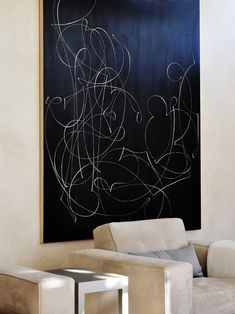 Can't remember this artist's name.  She scratches black paint with a razor to get these amazing lines.