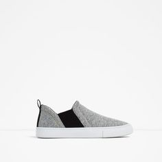 Image 2 of STRETCH SNEAKERS from Zara