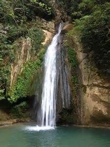 LEBANON, NAHR IBRAHIM WATERFALL