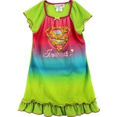 Supergirl Girls Poly Nightgown Pajamas (4/5, Lime Green I... http://www.amazon.com/dp/B018UT4LPW/ref=cm_sw_r_pi_dp_qBImxb1PR4KR2